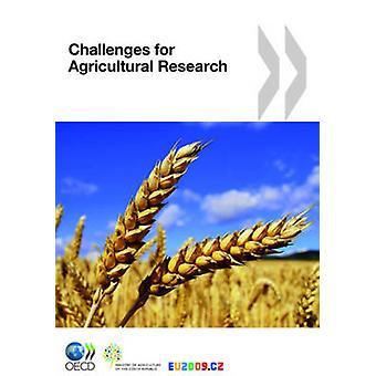 Desafíos para la investigación agrícola por publicación de la OCDE