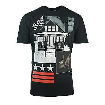 Givenchy BM703Q3Y0Q 001 Mens t-skjorte