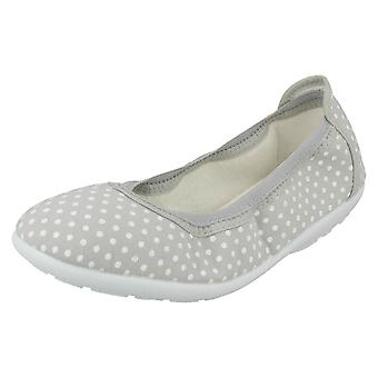 Ladies Easy B Casual Slip On Shoes Alana