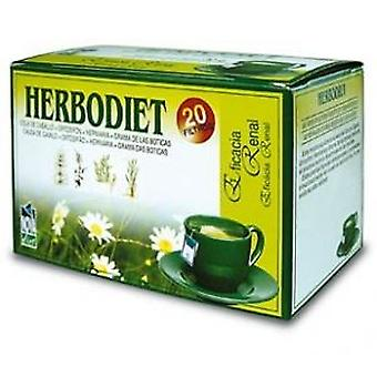 Novadiet Herbodiet Renal Efectiveness Infusion 20 Sachets (Herboristeria , Teas)