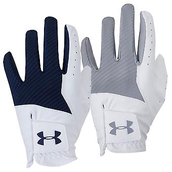 Under Armour Mens 2019 UA Medal Golf Glove