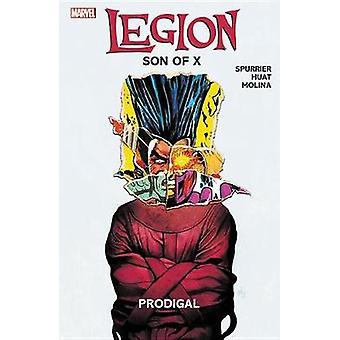 Legion - X-men Legacy Vol. 1 - Prodigal by Simon Spurrier - 9781302910
