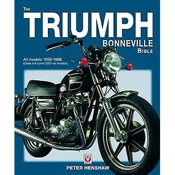 De triomf Bonneville Bijbel (59-88) door Peter Henshaw-9781845843984