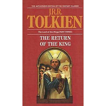 The Return of the King by J R R Tolkien - 9780812417678 Book