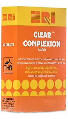 Clear-complexion-tablets - 60 Tablets