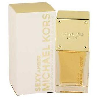 Michael Kors Sexy Amber By Michael Kors Eau De Parfum Spray 1 Oz (women) V728-539341