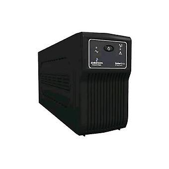 Emerson network power emerson powersure psa 650 va 390 watt usb 6 sockets