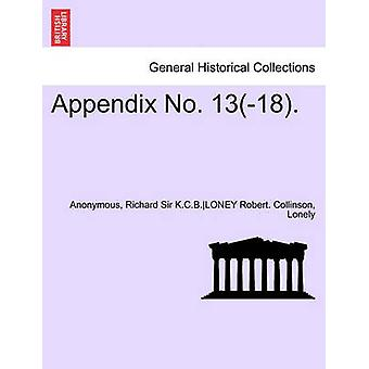 Appendix No. 1318. by Anonymous