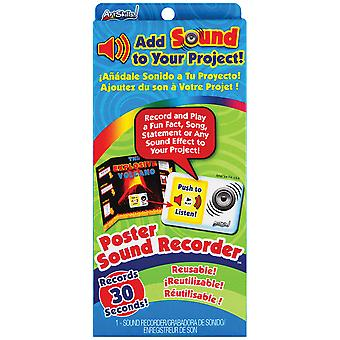 Poster Sound Recorder Kit Pa 1482