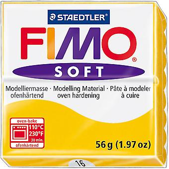 Fimo Soft Polymer Clay 2 Ounces 8020 16 Sunflower Ef8020 16Us