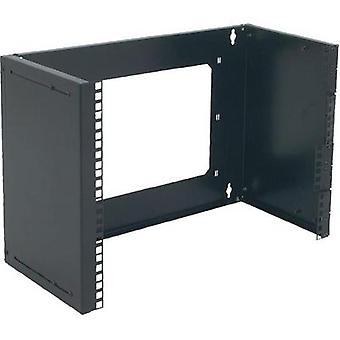 19 server rack cabinet Digitus Professional DN-19 PB-8U (W x H x D) 530 x 384 x 350 mm 8 U Black