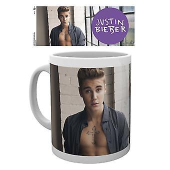 Justin Bieber Shirt Mug