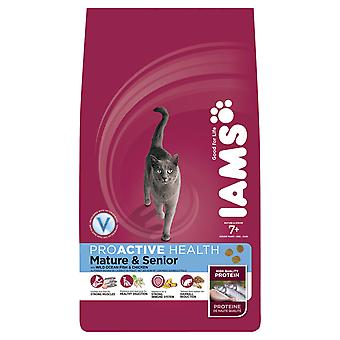 Iams Cat Senior & Mature 7+ Ocean Fish 2.55kg
