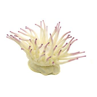 Ornament Anemone Cream Large