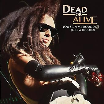 Dead or Alive - You Spin Me importazione Round (Like a Record) [Vinyl] USA