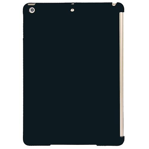 Hard case neon black for Apple iPad air + foil