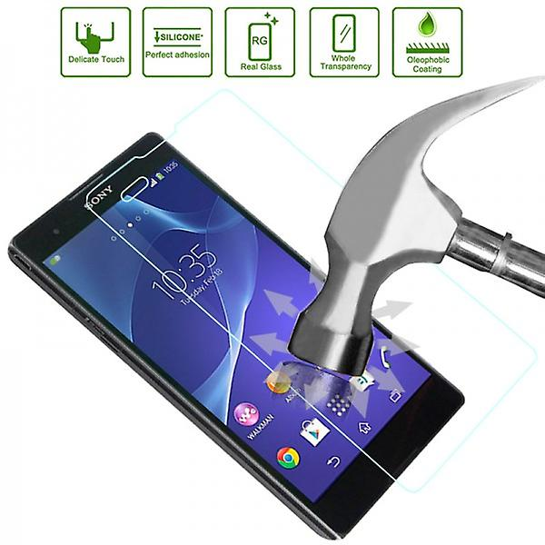 Premium tank 0.3 mm thin, foil shock film for Sony Xperia Z3 compact M55W