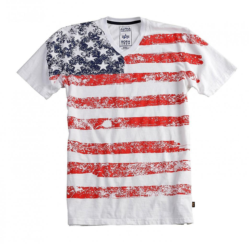 Alpha industries shirt US T