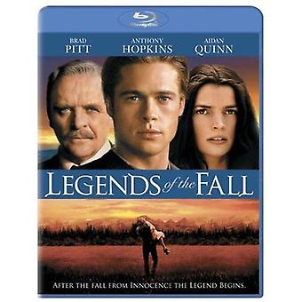 Legends of the Fall [BLU-RAY] USA import