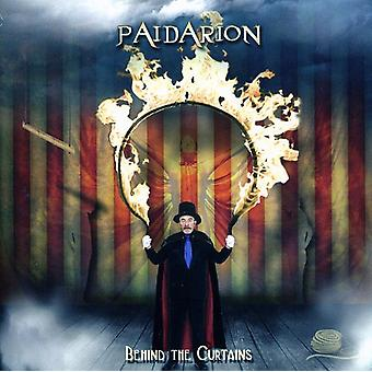 Paidarion - Behind the Curtains [CD] USA import