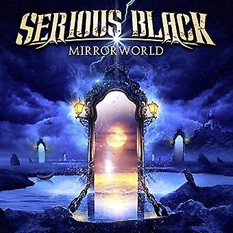 Serious Black - Mirrorworld [Gatefold Vinyl] [Vinyl] USA import