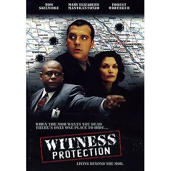 Witness Protection [DVD] USA import
