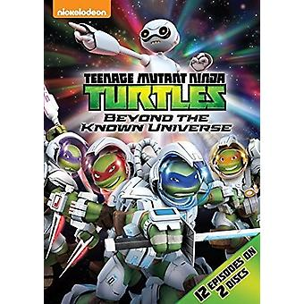 Teenage Mutant Ninja Turtles: Utöver kända [DVD] USA import