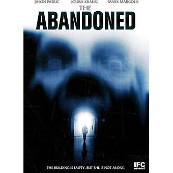 Abandoned [DVD] USA import