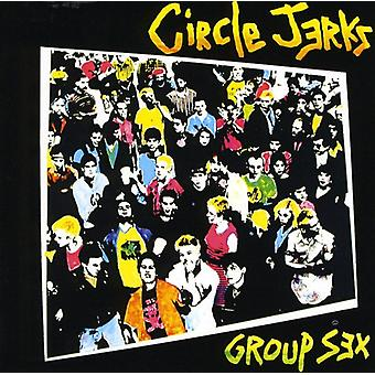 Circle Jerks - Gruppesex [CD] USA importerer