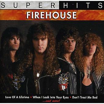 Firehouse - Super Hits [CD] USA import