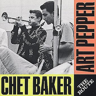Baker/peper - Route [CD] USA import