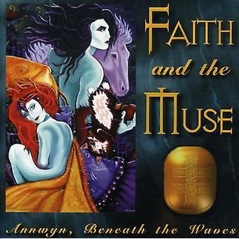 Fe y el Muse - importación de USA de Annwyn debajo de las olas [CD]