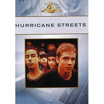 Hurricane Streets [DVD] USA import