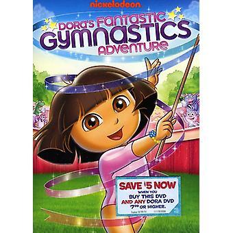 Dora de Explorer - Dora de fantastische Turnen avonturen [DVD] USA importeren