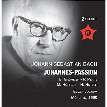 Bach, J.S. / Jochum - Johannes Passion [CD] USA import