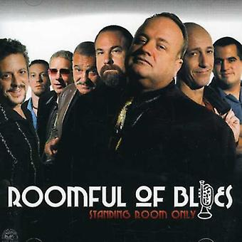 Roomful of Blues - Standing Room Only [CD] USA import