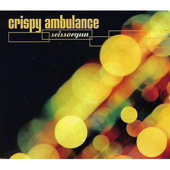 Sprød Ambulance - Scissorgun [CD] USA importerer