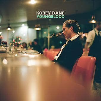 Korey dansker - Youngblood [CD] USA import