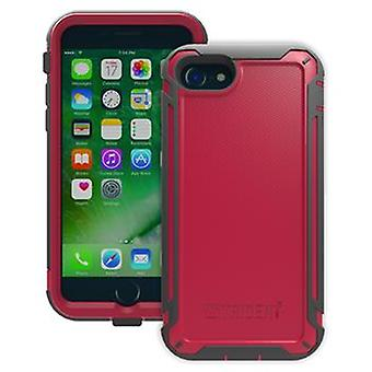 Trident protective cover Cyclop red for iPhone 7