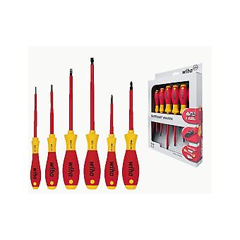 Wiha Tools 1000V VDE Insulated Screwdriver Set
