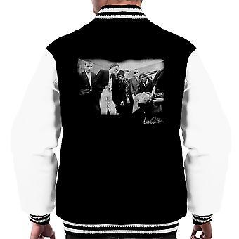 Tarjoukset Jerry Dammers Barbershop miesten yliopistojoukkue takki