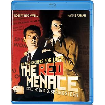 Il Red Menace importazione USA [Blu-ray] [BLU-RAY]