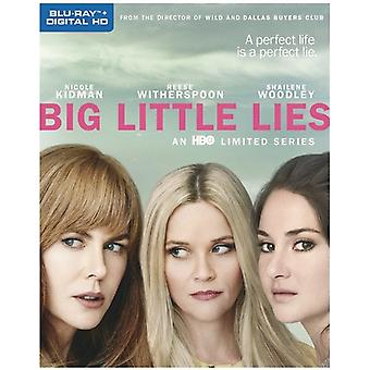 Big Little Lies: Season 1 [Blu-ray] USA import