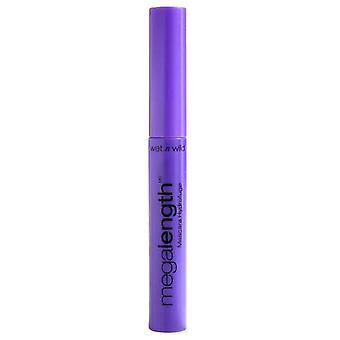 Wet N Wild Megalenght Mascara Hydrofuge Very Black