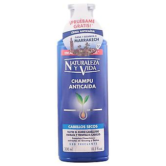 Naturaleza y Vida Calo Anticaida Dry Shampoo 300 ml (Woman , Hair Care , Shampoos)
