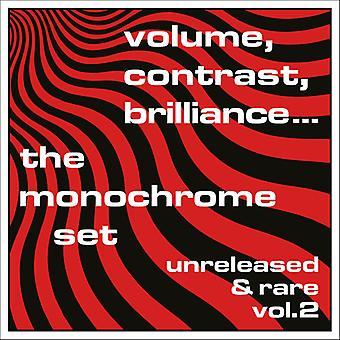 Monokrom sæt - volumen kontrast Brilliance Unreleased & sjældne 2 [CD] USA importerer