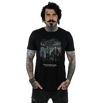 Supernatural Men's Meteor Shower T-Shirt