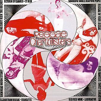 Reggae Chartbusters - Vol. 1-Reggae Chartbusters [CD] USA importerer
