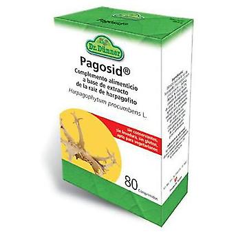 Salus Pagosid Harpago 80 Tablets (Herboristeria , Supplements)