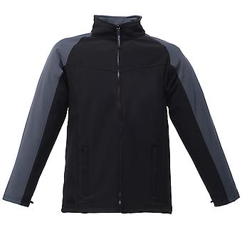 Regatta Uproar Mens Softshell Wind Resistant Fleece Jacket